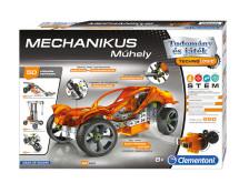 Tudomány és Játék - Mechanikus Műhely