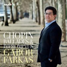 Chopin - BALLADES & IMPROMPTUS CD