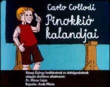 PINOKKIÓ KALANDJAI - DIA -