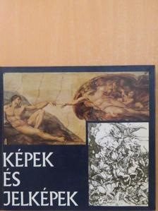 Cifka Péter - Képek és jelképek - lemezzel [antikvár]