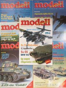 Kovács Béla - Modell és makett 1997/1-6. [antikvár]