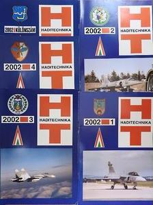 Baráth Bálint - Haditechnika 2002/1-4./Különszám [antikvár]