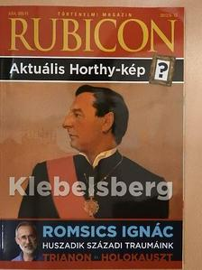 B. Stenge Csaba - Rubicon 2012/9-10. [antikvár]