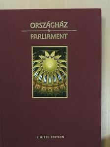Korniss Péter - Országház - CD-vel [antikvár]