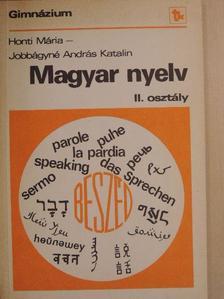 Bárczi Géza - Magyar nyelv II. [antikvár]