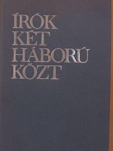 Ambrus Zoltán - Írók két háború közt [antikvár]