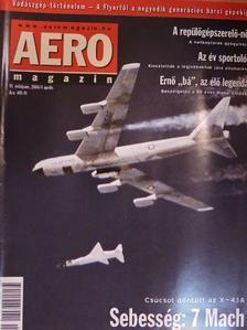 Csáki Imre - Aero Magazin 2004. április [antikvár]