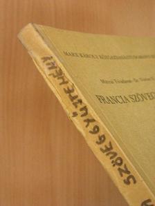 Dr. Vértes O. Auguszta - Francia szöveggyűjtemény II. [antikvár]