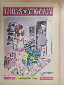 Földes György - Ludas Magazin 1976/1. [antikvár]