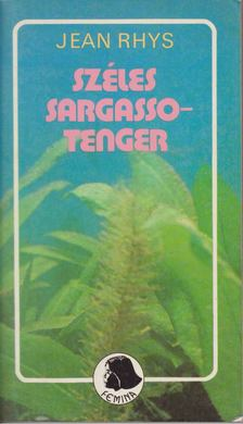 Jean Rhys - Széles Sargasso-tenger [antikvár]