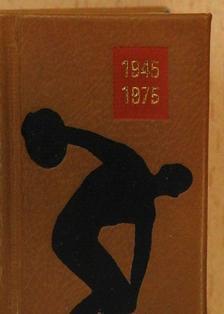 Kutas István - Három évtized sportja (minikönyv) (számozott) [antikvár]
