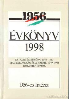 Litván György - Évkönyv VI. 1998 [antikvár]