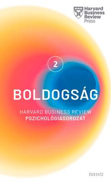 Harvard Business Review Press - Boldogság