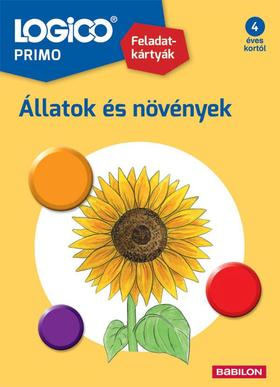 LOGICO Primo 1248 - Állatok és növények