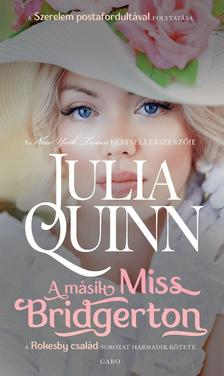 Julia Quinn - A másik Miss Bridgerton