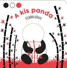 A kis panda :Ujjbábos könyv
