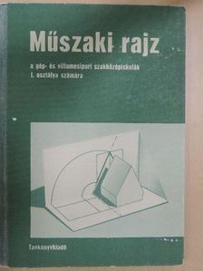 Békéssy Antal - Műszaki rajz [antikvár]