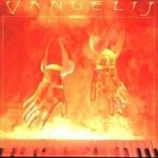 VANGELIS - HEAVEN AND HELL CD VANGELIS