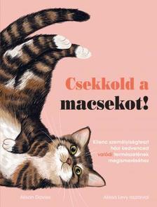 Alison Davies - Csekkold a macsekot!