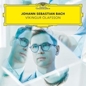 Bach - VÍKINGUR ÓLAFSSON CD BACH