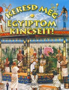 Napraforgó Könyvkiadó - Keresd meg Egyiptom kincseit!