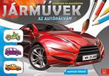 Bárcziné Sowa Halina - fordító - Járművek az autópályán