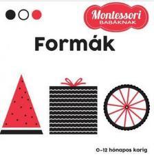 Formák-Montessori babáknak