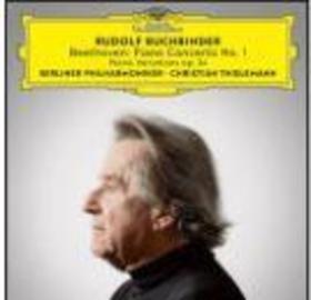 BEETHOVEN - Beethoven: C-dúr zongoraverseny CD
