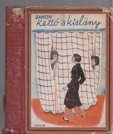 Damon, Marjorie - Kettő a kislány [antikvár]
