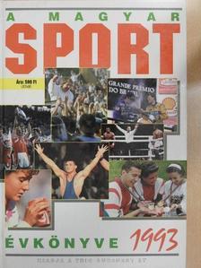 Ládonyi László - A Magyar Sport Évkönyve 1993 [antikvár]