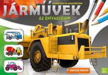 Bárcziné Sowa Halina - fordító - Járművek az építkezésen