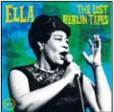 ELLA FITZGERALD - The Lost Berlin Tapes CD