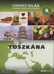 TOSZKÁNA - EZERARCÚ VILÁG 9. - DVD -