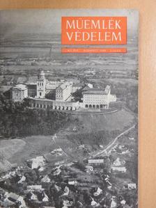 Czétényi Piroska - Műemlékvédelem 1968/3. [antikvár]