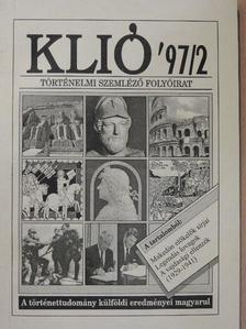 Dávid Géza - Klió 1997/2. [antikvár]