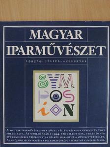 Berényi Péter - Magyar Iparművészet 1995/4. [antikvár]