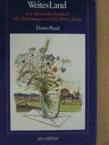 Adolf Glassbrenner - Weites Land III. [antikvár]