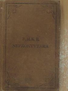 """Bogdanovics György - """"18 mű az F. M. K. E. népkönyvtárából"""" (nem teljes sorozat) [antikvár]"""
