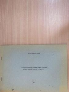 Katona András - A 8. osztályos Állampolgári ismeretek tankönyv és kézikönyv statisztikai adatainak korrekciója és kiegészítése [antikvár]