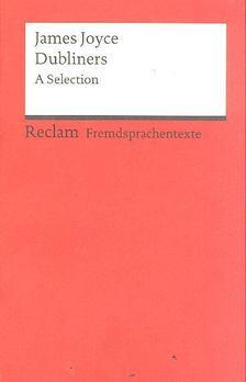 James Joyce - Dubliners - A Selection [antikvár]