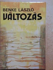 Benke László - Változás [antikvár]