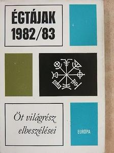 Alfred Andersch - Égtájak 1982/83 [antikvár]