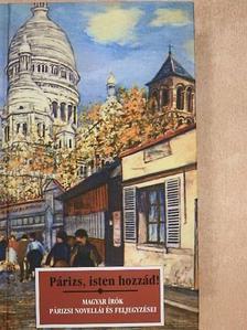 Ady Endre - Párizs, isten hozzád! [antikvár]