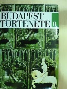 Bónis György - Budapest története II. [antikvár]