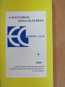 Borbándi Gyula - A magyarság szolgálatában [antikvár]