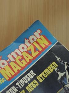 Almássy Tibor - Autó-Motor 1980. (nem teljes évfolyam)/Autó-Motor Magazin 1980. nyár, ősz [antikvár]