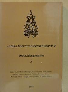 Fodor Ferenc - A Móra Ferenc Múzeum Évkönyve 1998-2. [antikvár]