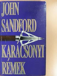 John Sandford - Karácsonyi rémek [antikvár]