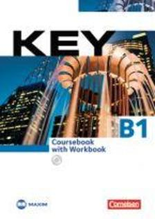 Wright, Jon, Dr - Key B1 Coursebook with Homestudy