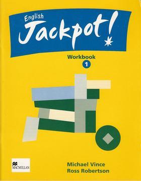 ROBERT VINCE - English Jackpot! 1 - Workbook [antikvár]